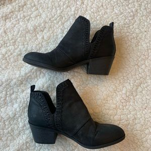Rock & Candy | Black ankle boots